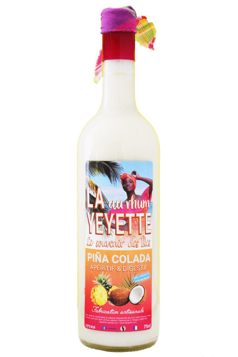 La Yeyette 12% Punch Piña Colada